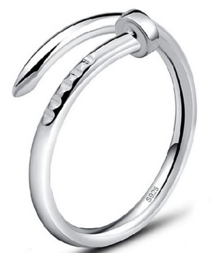 Δαχτυλίδι Σε Σχήμα Βίδας