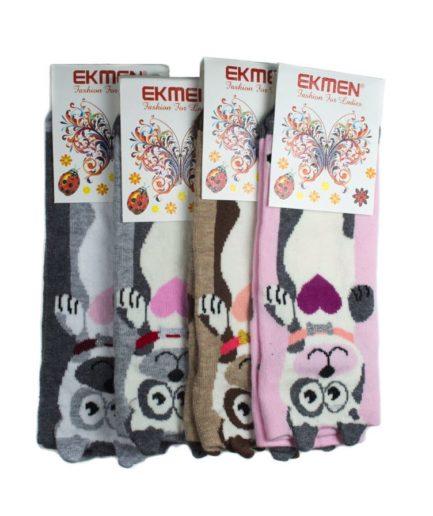 Γυναικείες Κάλτσες Σοσόνια 3D