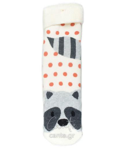 Γυναικεία Κάλτσα Ψηλή Μπουρνουζέ