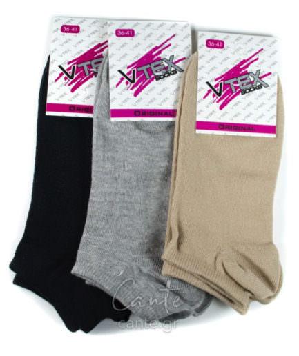 Γυναικείες Κάλτσες Σοσόνια Μονόχρωμα, Γυναικεία Σοσόνια cante.gr