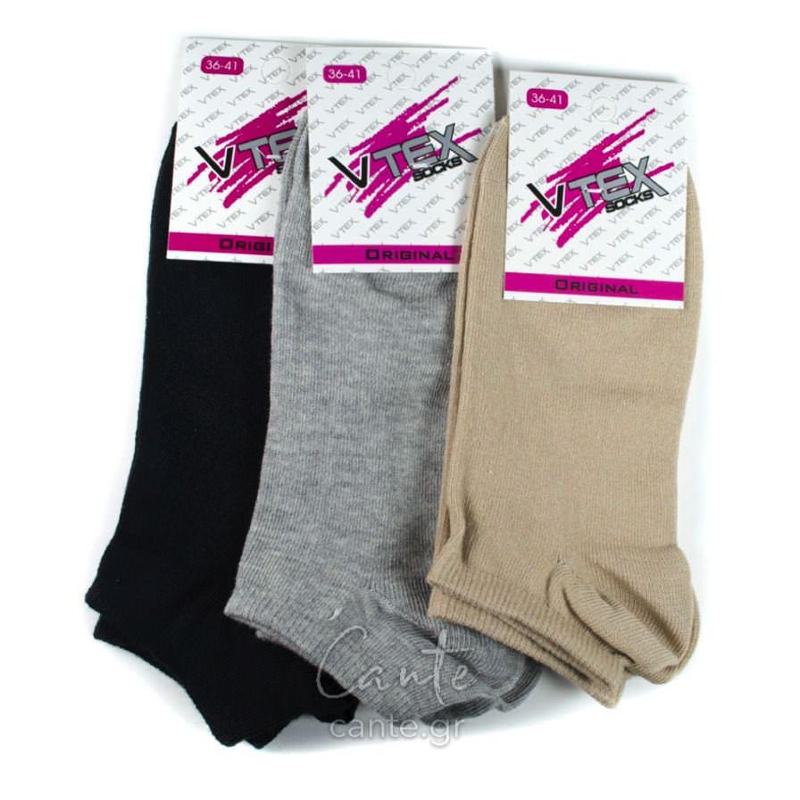 Γυναικείες Κάλτσες Σοσόνια Μονόχρωμα ff89cc6f1e4