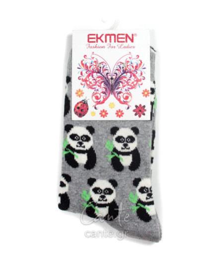 Γυναικείες Κάλτσες Ψηλές Με Πάντα
