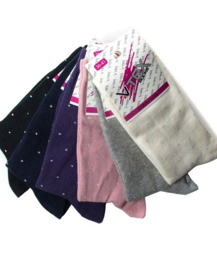 Γυναικείες Κάλτσες Ψηλές Πουά