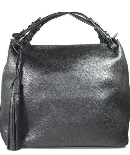 Γυναικεία Τσάντα Ώμου Μαύρη