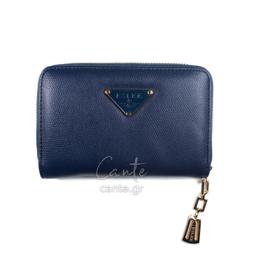 Γυναικείο Πορτοφόλι Μπλε