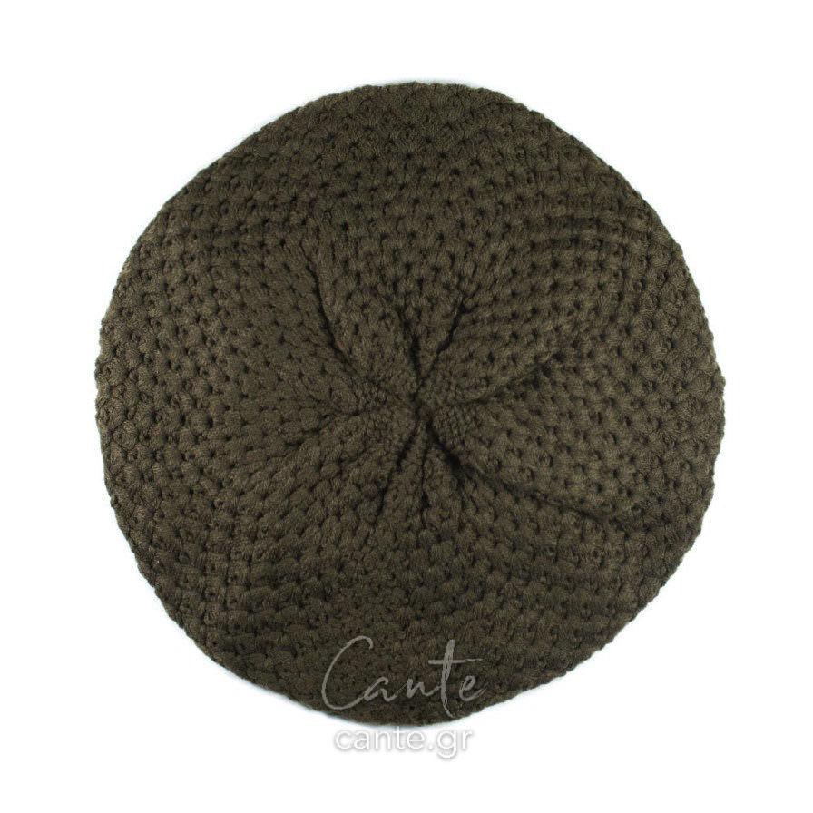 Γυναικείος Σκούφος Bubble Knit