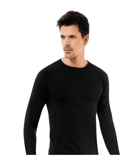 Ισοθερμική Μπλούζα Ανδρική Με Μακριά Μανίκια