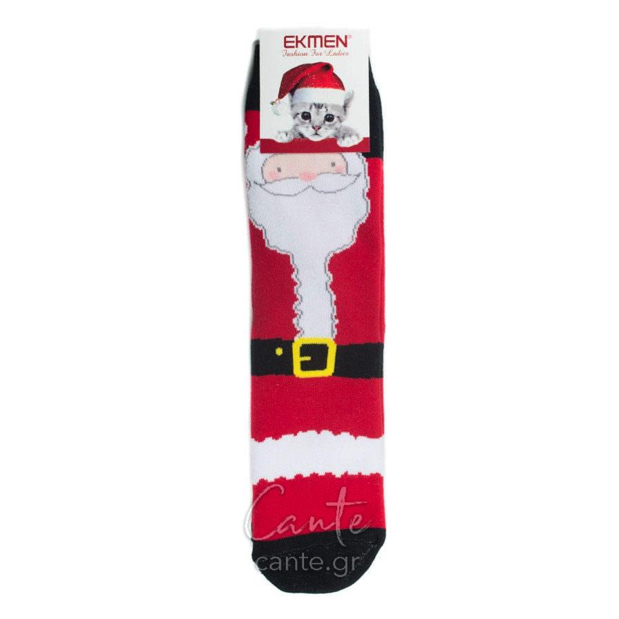 Γυναικείες Κάλτσες Χριστουγεννιάτικες - Γυναικείες Κάλτσες 1798228a8c9