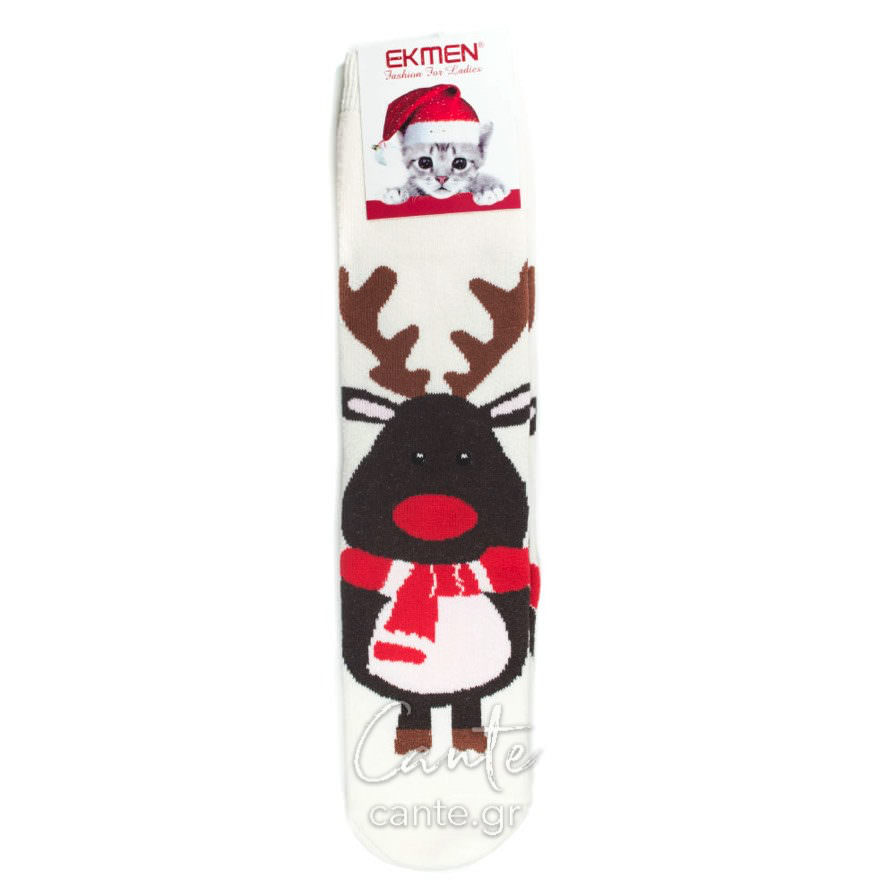 Γυναικείες Κάλτσες Χριστουγεννιάτικες - Γυναικείες Κάλτσες 4d025c5a938
