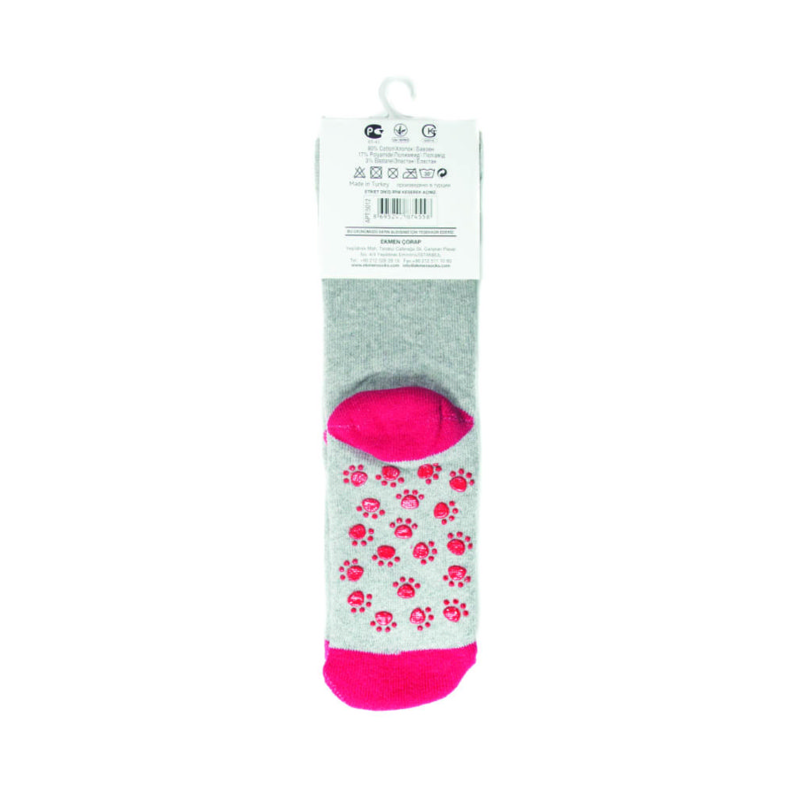 Χριστουγεννιάτικες Κάλτσες Παιδικές Πετσετέ Πιγκουίνος