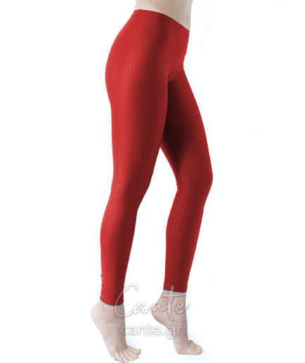 Γυναικείο Κολάν Αθλητικό Κόκκινο