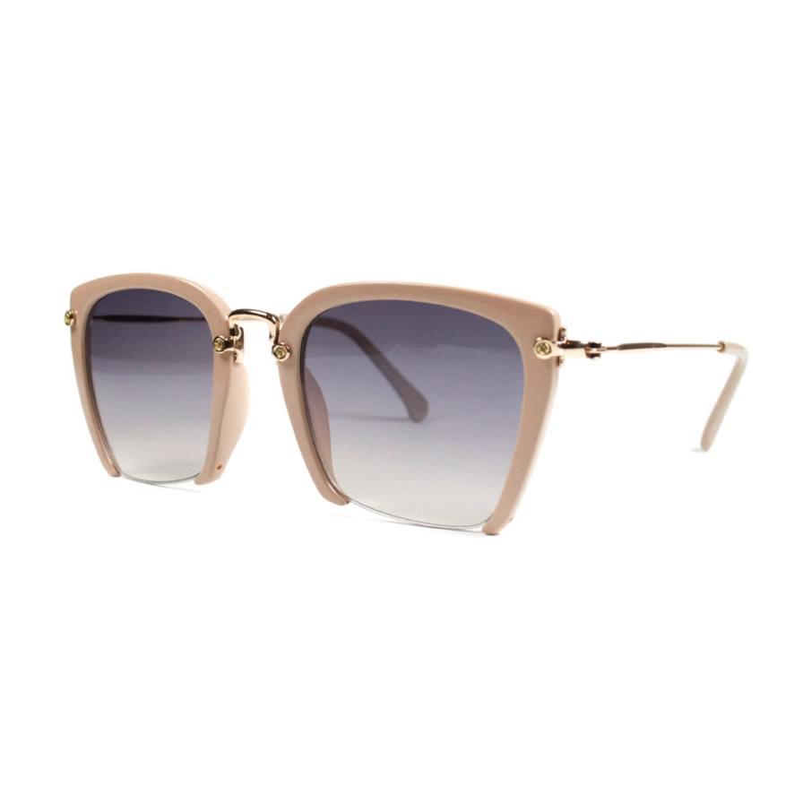 Γυναικεία Γυαλιά Ηλίου Bahamas Μπεζ