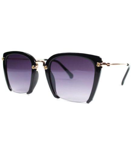 Γυναικεία Γυαλιά Ηλίου Bahamas Μαύρο