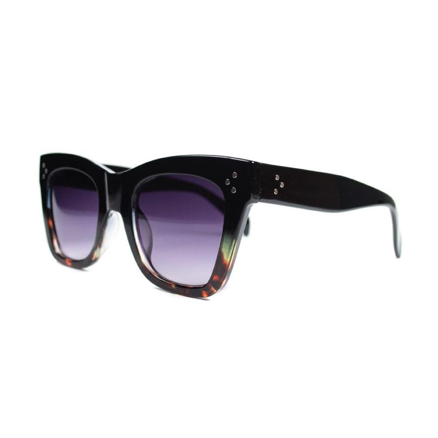 Γυναικεία Γυαλιά Ηλίου Pineapple Μαύρο Με Ταρταρούγα