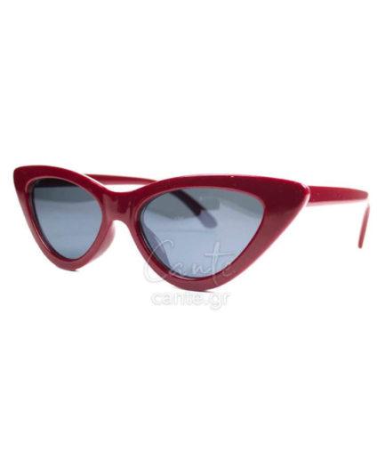 Γυναικεία Γυαλιά Ηλίου Tiara Κόκκινα