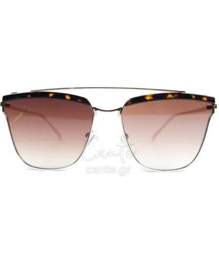 Γυναικεία Γυαλιά Ηλίου Tahiti Χρυσό