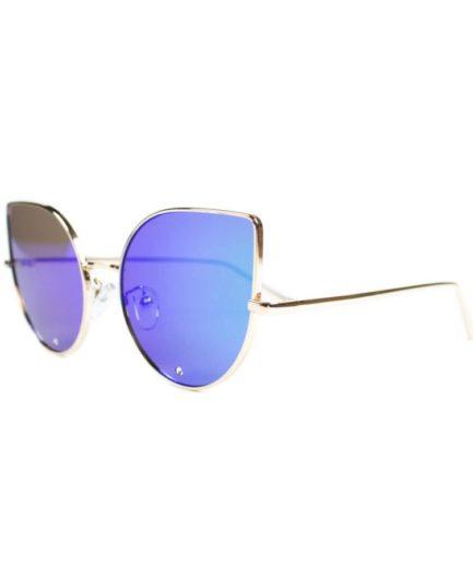Γυναικεία Γυαλιά Ηλίου Cat Eye Χρυσά