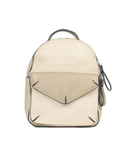 Γυναικεία Τσάντα Backpack Μπεζ – Γυναικείες Τσάντες