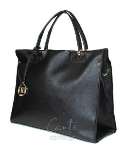 7cdb91974d Γυναικεία Τσάντα Ώμου Μαύρη Γυναικεία Τσάντα Ώμου Μαύρη