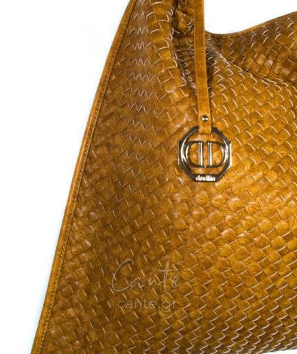 Γυναικεία Τσάντα Ώμου Ταμπά