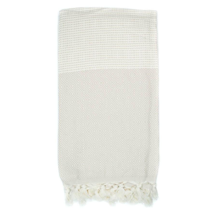 Πετσέτα Θαλάσσης Pestemal Γκρι
