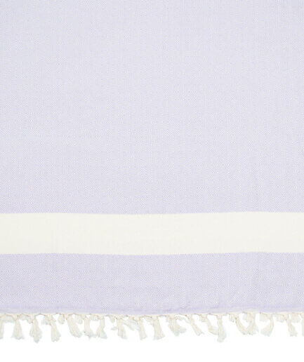 Πετσέτα Θαλάσσης Pestemal Μωβ Cante 100 x 170 - Cante.gr