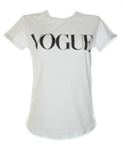Γυναικείο T-Shirt Vogue Άσπρο
