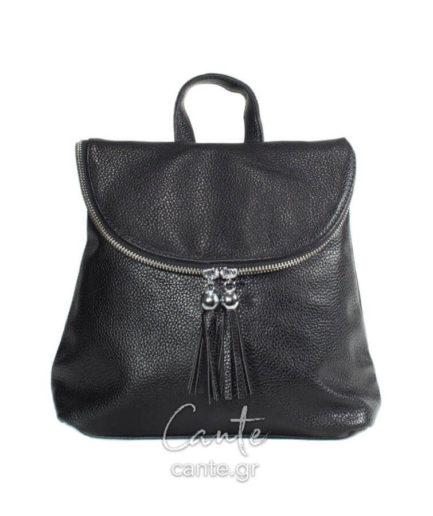 Γυναικεία Τσάντα Backpack Μαύρη ... 6715e6020f1