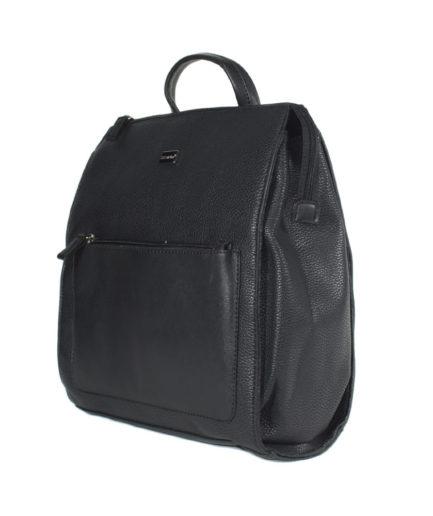 Γυναικεία Τσάντα Backpack Μαύρη - Γυναικείες Τσάντες