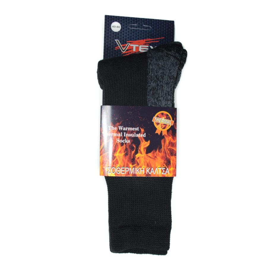 Ανδρικές Ισοθερμικές Κάλτσες