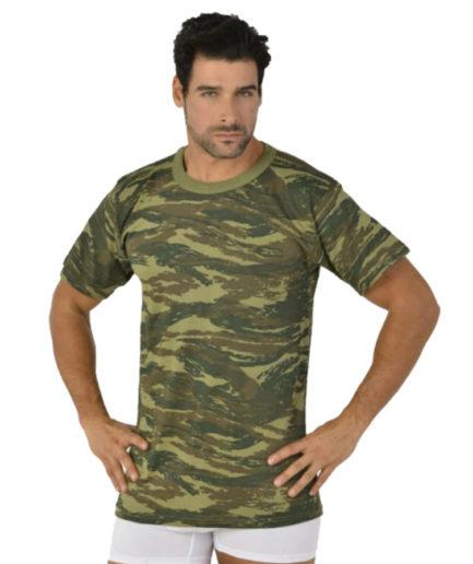 cante.gr Στρατιωτικό Φανελάκι Παραλλαγής