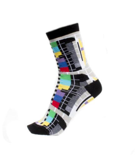 Γυναικείες Κάλτσες Ψηλές Γκρι
