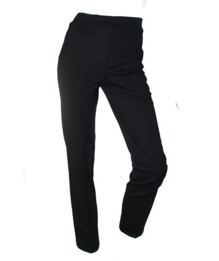 Γυναικείο Παντελόνι Ελαστικό Μαύρο
