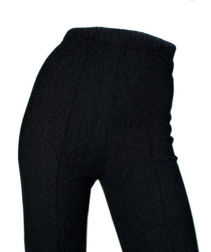 Γυναικείο Παντελόνι Ριπ Μαύρο