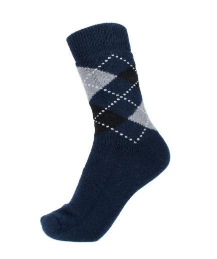 Γυναικείες Ισοθερμικές Κάλτσες Με Ρόμβους