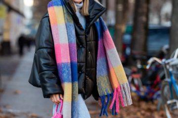 Τα πιο πλούσια και cosy μάλλινα κασκόλ του χειμώνα -Θα σας κρατήσουν ζεστή και στιλάτη