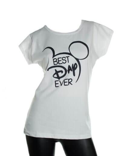 Γυναικείο T-Shirt Mickey - Cante.gr
