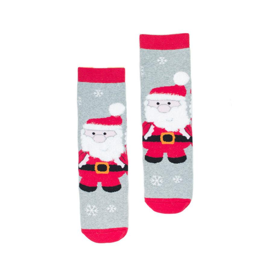 Χριστουγεννιάτικες Κάλτσες Παιδικές Πετσετέ - Cante.gr