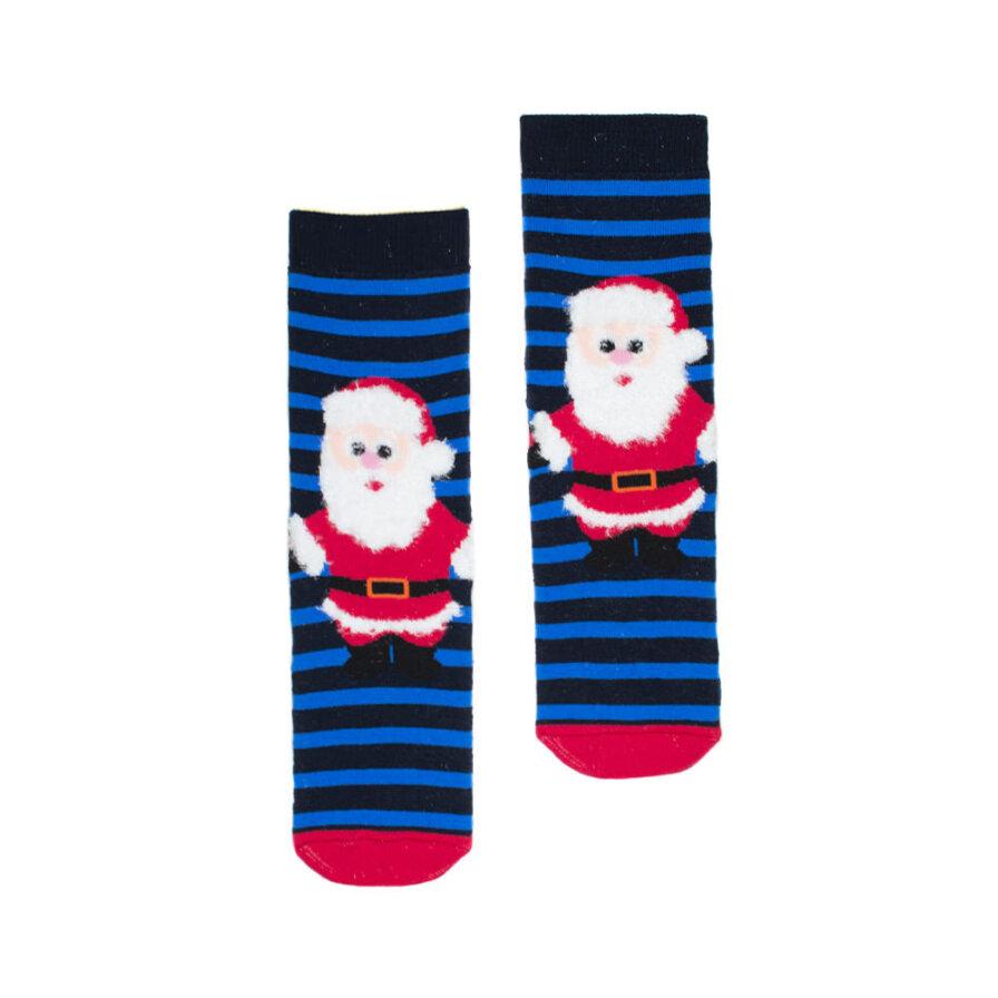 Σετ Χριστουγεννιάτικες Κάλτσες Παιδικές Πετσετέ - Cante.gr