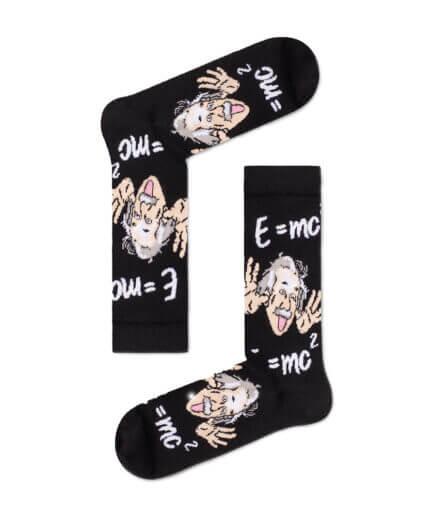 Ανδρικές Κάλτσες Ψηλές Αϊνστάιν - Cante.gr