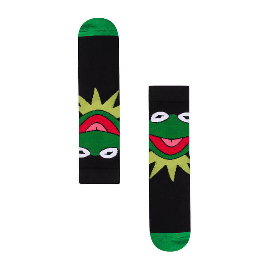 Unisex Κάλτσες Ψηλές Kermit The Frog - Cante.gr