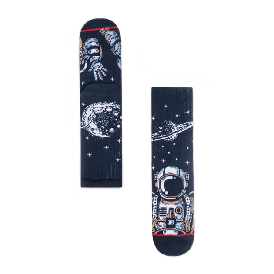 Unisex Κάλτσες Ψηλές Αστροναύτης - Cante.gr