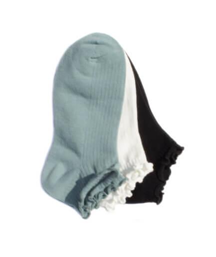 Σετ Γυναικείες Κάλτσες Σοσόνι Με Φραμπαλά - Cante.gr